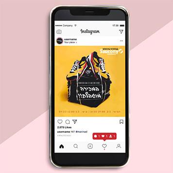 עיצוב לרשתות חברתיות